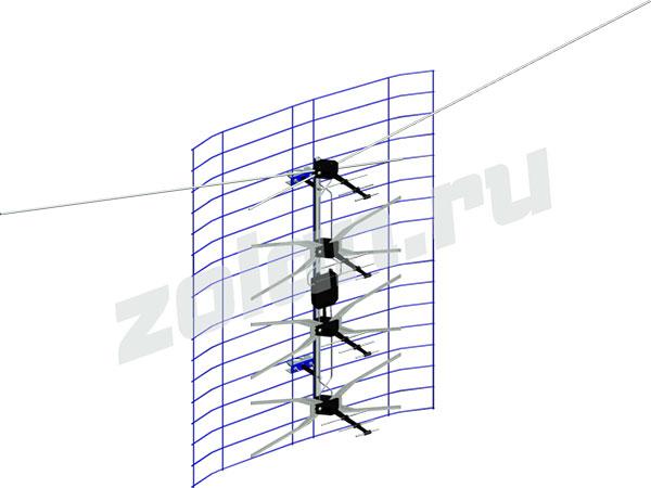 антенна asp-8a инструкция по сборке